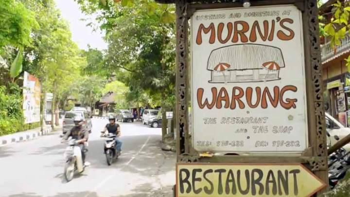 Tempat Nongkrong di Ubud