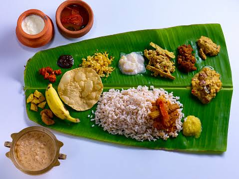 Kerala Authentic and Traditional Food