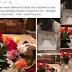 Τα λουλούδια όχι στην κυρία αλλά στον σκύλο...