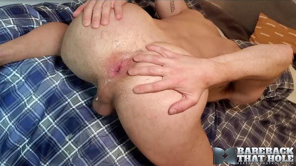 #Bareback That Hole -- #RomeoDavis and #DrewDixon