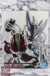 S.H. Figuarts Shinkocchou Seihou Kamen Rider Den-O Sword & Gun Form Box 01