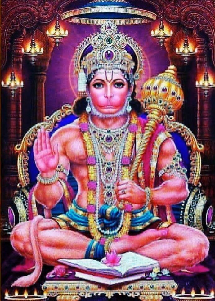 Veer Hanuman Hd Wallpaper