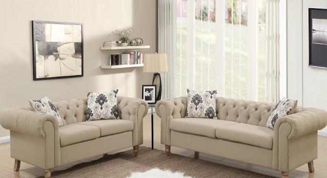 Rekomendasi Sofa Minimalis