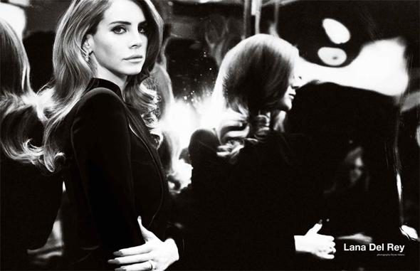 Coluna Blah Lana Del Rey é Capa Da Zoo Magazine