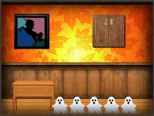 AmgelEscape Halloween Room Escape 7