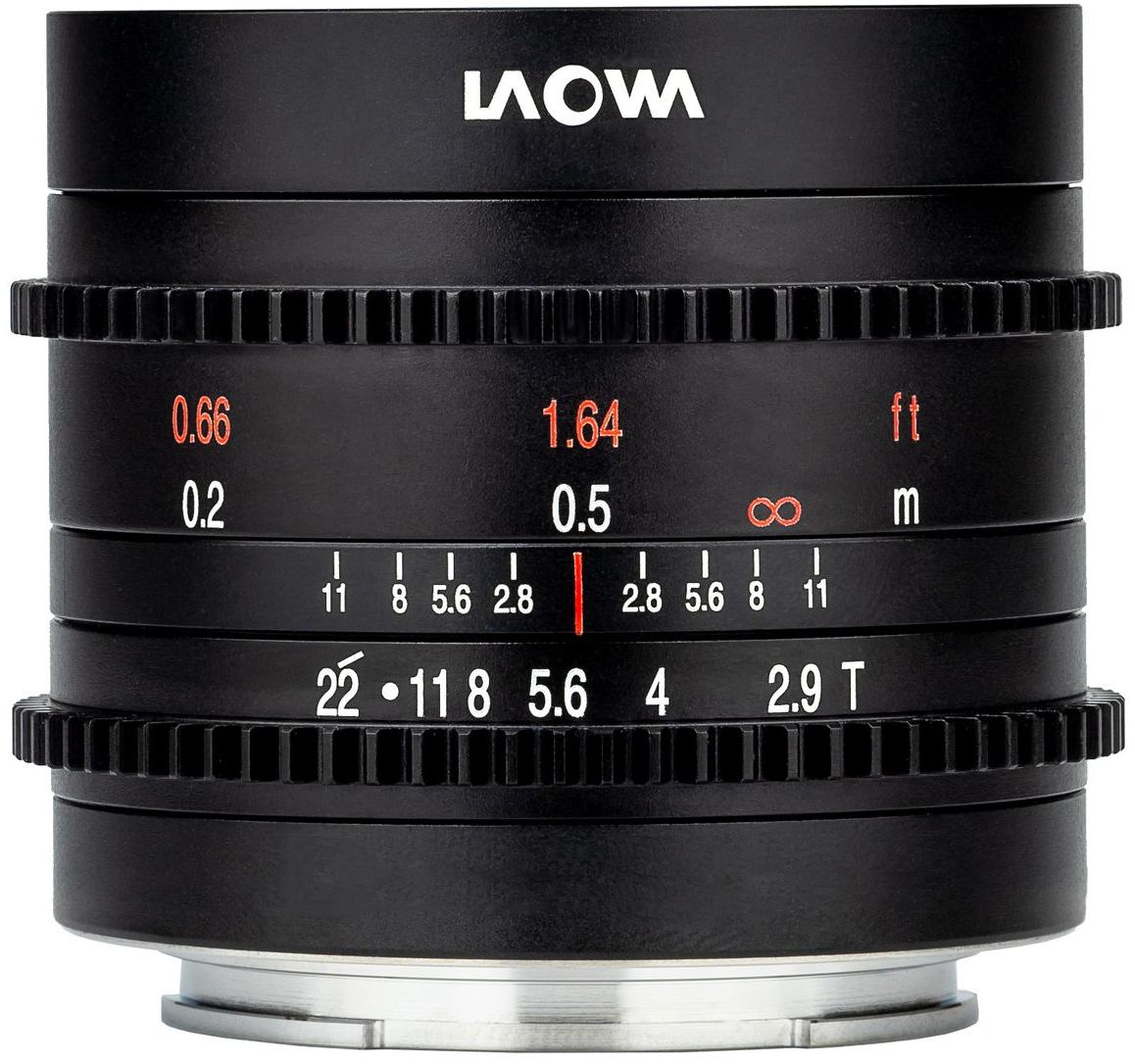 Laowa 9mm T2.9 Cine