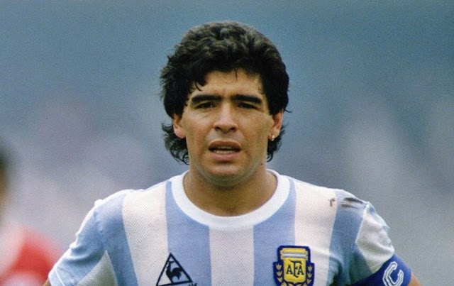 Argentina football legend Diego Maradona died of a heart attack on Wednesday 25th November 2020.