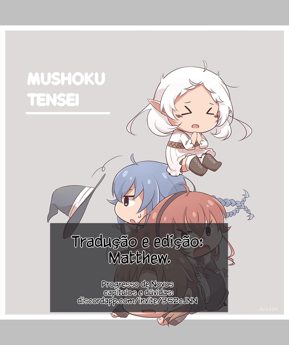 Mushoku Tensei: Isekai Ittara Honki Dasu / Mushoku Tensei: Jobless Reincarnation Mangá Online Capítulo 60