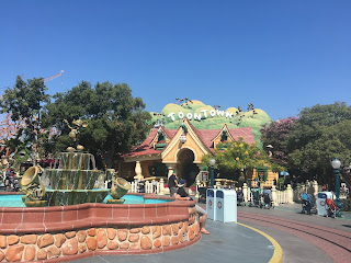 Mickey's House Toontown Disneyland Resort
