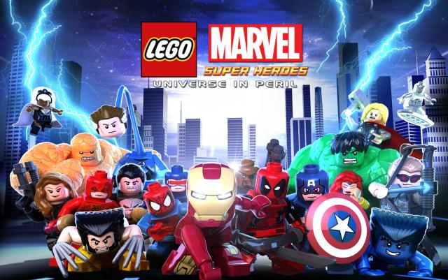 LEGO Marvel SuperHeroes PC Game Highly Compressed » BKGTECH