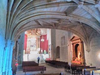 Capilla Monasterio de Yuste