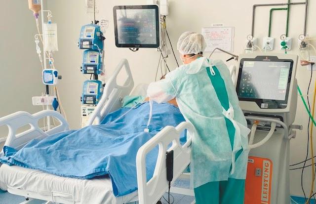 Fisioterapeutas do HRL se destacam no tratamento da Covid-19