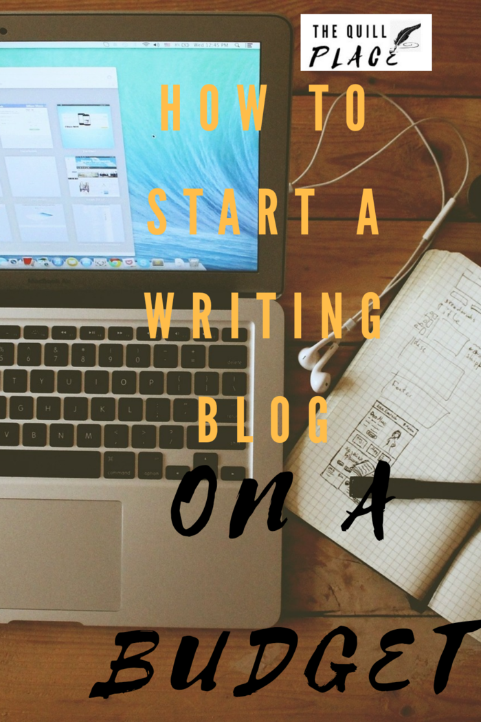 Starting a writing blog on a budget