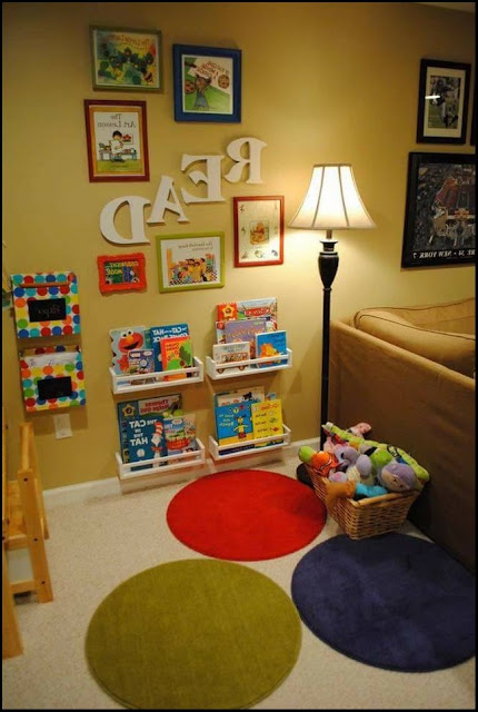 kids diy bookshelf