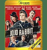 JOJO RABBIT (2019) BDREMUX 2160P HDR MKV ESPAÑOL LATINO