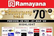 Katalog Promo Ramayana Terbaru 28 Februari - 1 Maret 2020