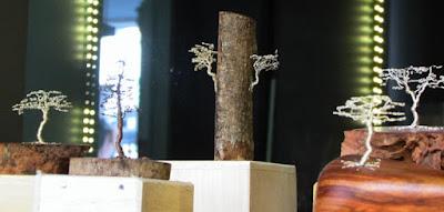 enfeites de árvore de oliveiras