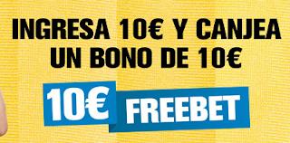 interwetten ingresa 10€ recibe 10€ para el clasico hasta 2 marzo