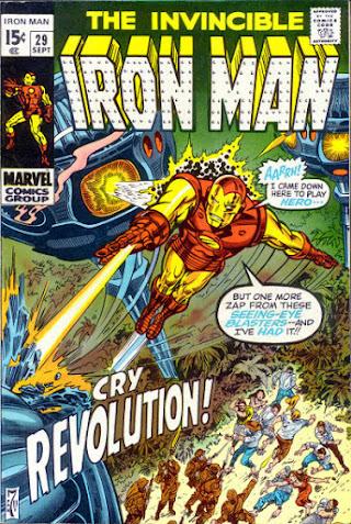 Iron Man#29