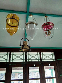 kerajinan tembaga dan kuningan lampu gantung
