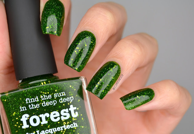 Picture Polish Forest Swatch