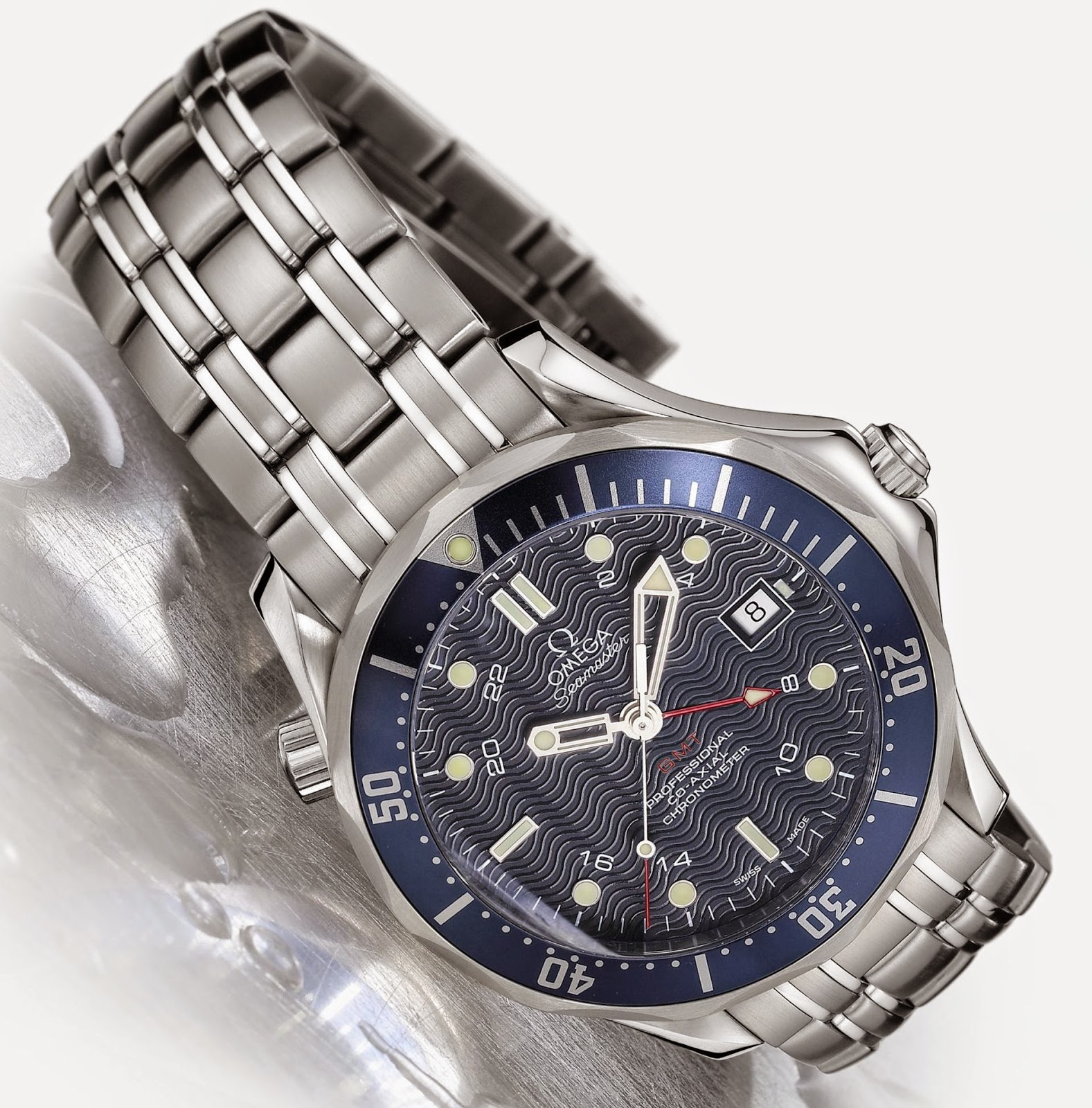 Omega Seamaster Professional GMT Co-Axial Chronometer