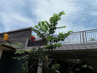 railling balkon minimalis