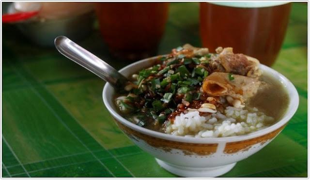 Soto Bok Ireng;10 Top Kuliner Blitar;