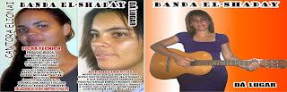 Musica Gospel Missionária Elionai Pimentel da Banda Elshaday