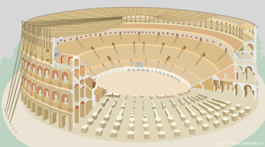 Колизей - большая картинка