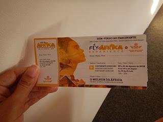 Casa da África