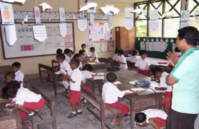 Permasalahan yang Sering Terjadi di Kelas Sekolah Dasar / Madrasah Ibtidaiyah