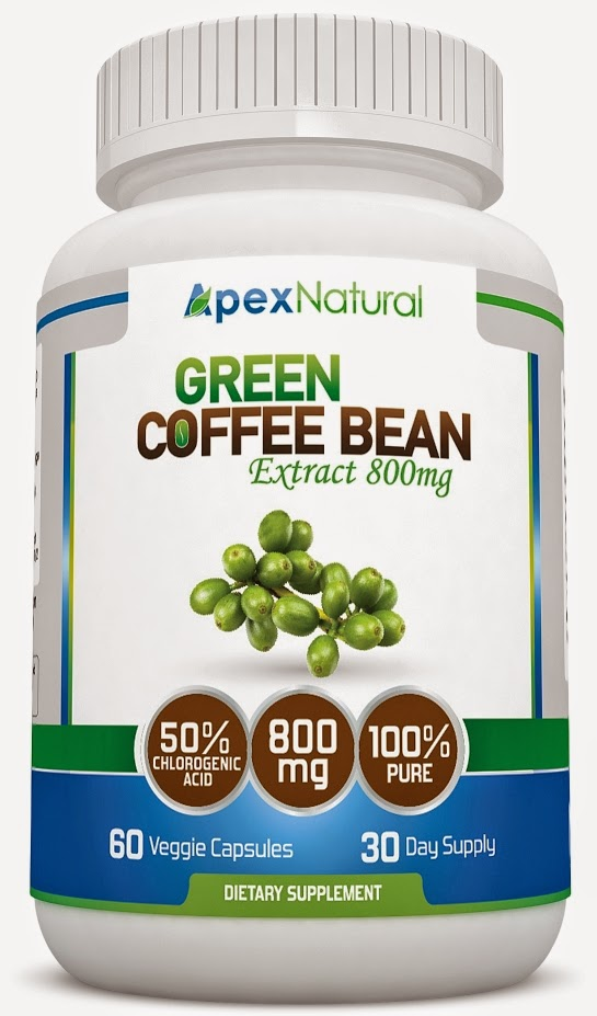 Everything For Ana Review Apex Natural Green Coffee Bean Extract