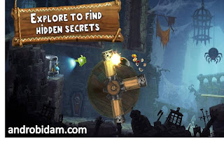 Download Game Android Terbaik Rayman Adventures
