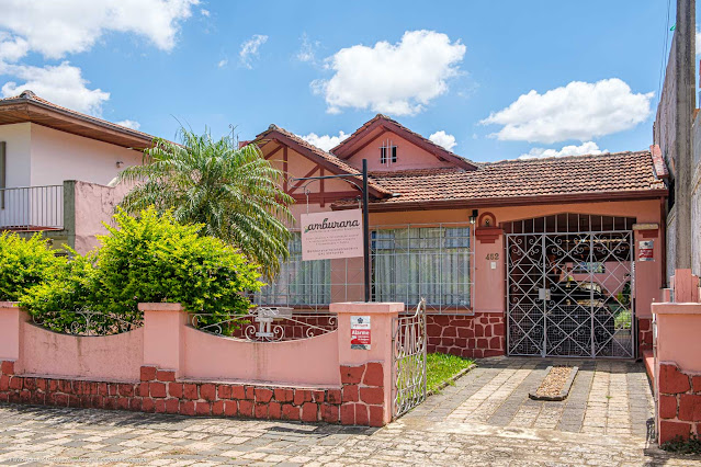 Casa na Rua David Carneiro
