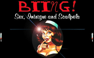 Videojuego Biing! Sex, Intrigue and Scalpels