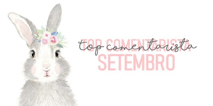 Top Comentarista: Setembro 2020
