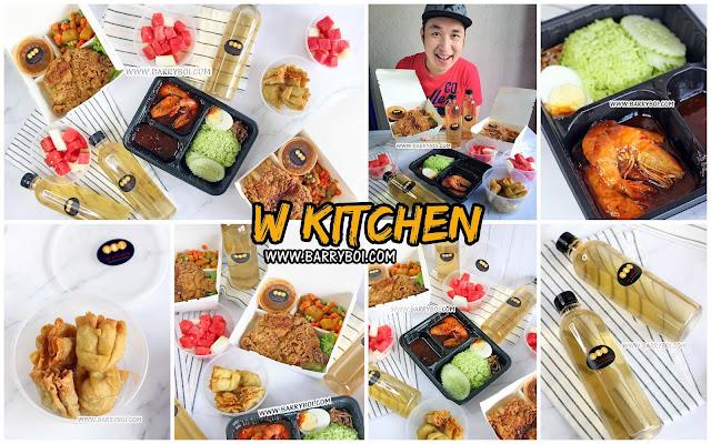 W Kitchen Penang Penang Blogger Food KOL Influencer www.barryboi.com