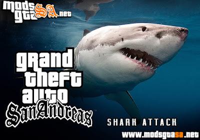 INSANITY Shark Attack (Mod Ataque de Tubarão)