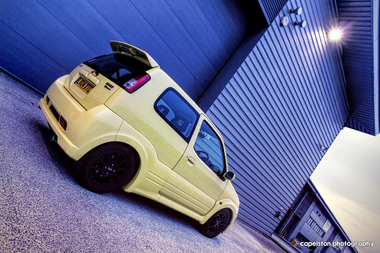 Suzuki Ignis Sport, HT81S, M15A