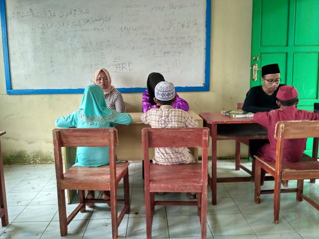 Pendidikan Keaksaraan Berbasis Keluarga