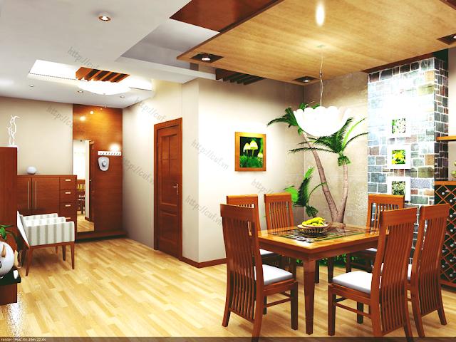 thiết kế căn hộ tiện ích tại chung cư Vinata Tower