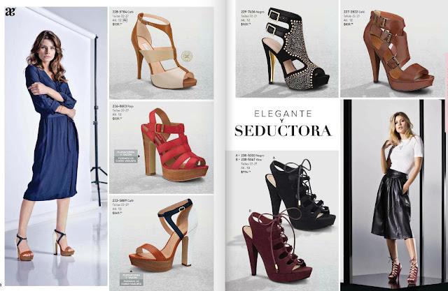 sandalias para las damas andrea 2016