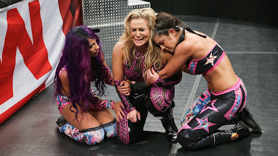 Neidhart Riott Squad Ruby Sasha Bayley Raw Banks Sunglasss