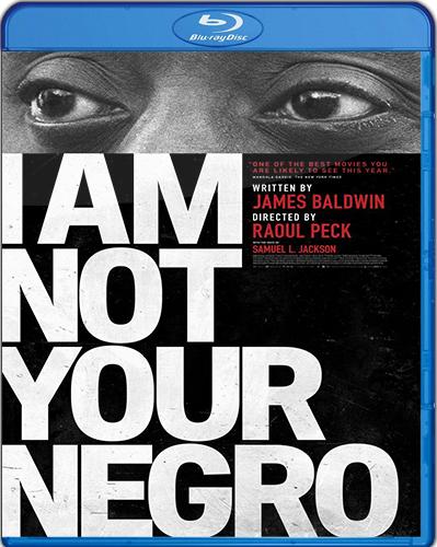 I Am Not Your Negro [2016] [BD25] [Subtitulado]