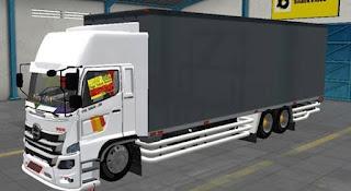 Mod Hino 500 C13 TAM Cargo