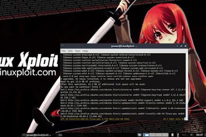 Mempercantik Tampilan Linux Ubuntu Dengan Docky