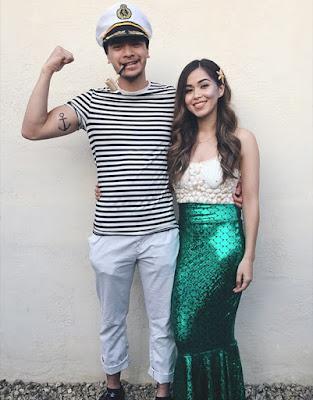 marinheiro e sereia