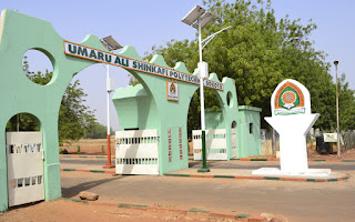 Umaru Ali Shinkafi Poly Form 2020/2021 | ND, HND, Diploma & Cert