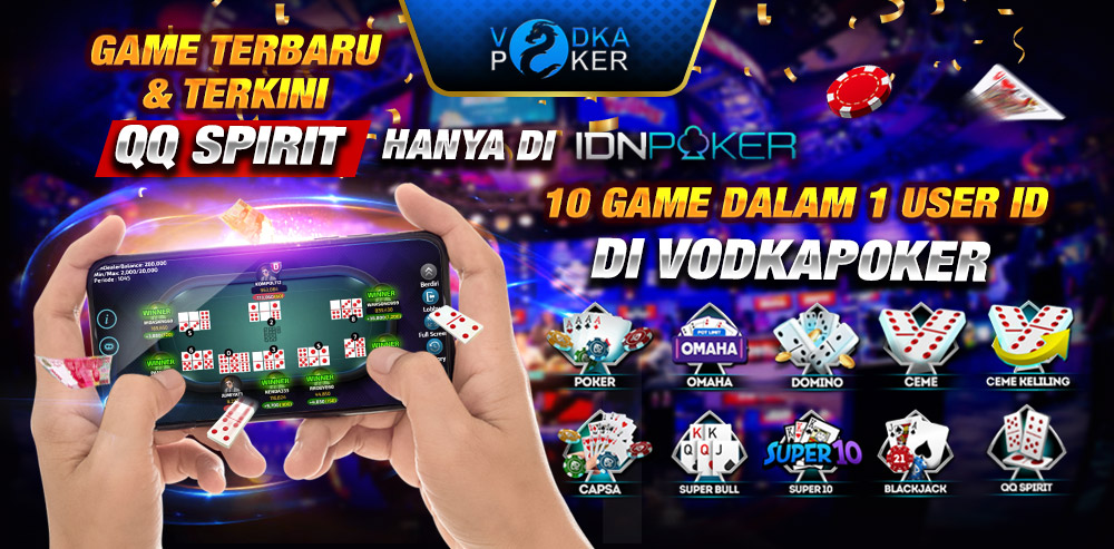 VODKAPOKER.SITE | Poker Online Indonesia Terbesar Dan Terpercaya